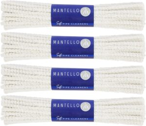 Mantello Soft Bristle Pipe Cleaners